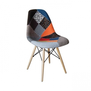 Цветен Стол на кръпки Арт ЕМ 123,8