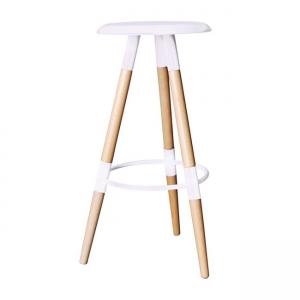 бял бар стол Е 507