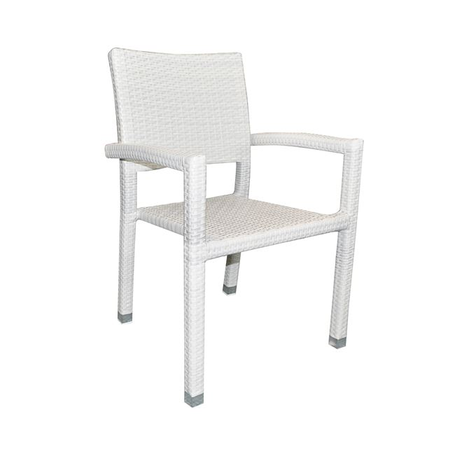 бял стол с алуминиева конструкция e6649,40