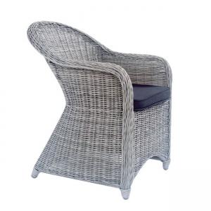 сив стол алуминиев montana arm.grey