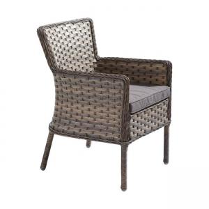 кафяв стол,алуминиев palmyra