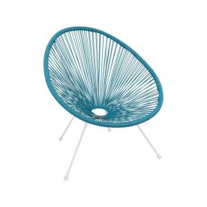 син градински стол acapulco blue