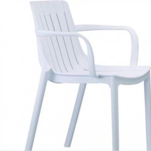 бял стол от полипропилен palmer4