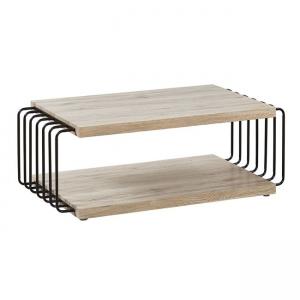холова маса с дърво и метал Radom EM 786