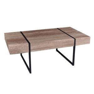 холова маса с метални крака Tablot em 750,2