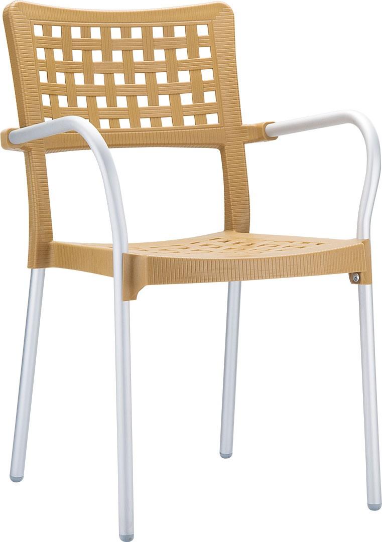 стол,алуминий,полипропилен,Гала