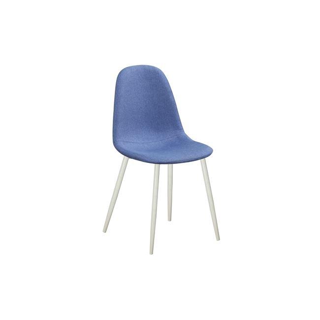 син стол Селина 2,метал,дамаска