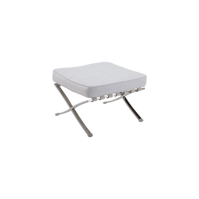 бяла табуретка E968,1