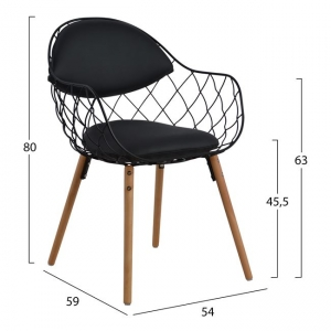 Dining chair Melia