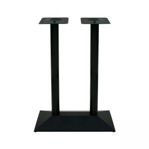 Чугунена черна бар стойка