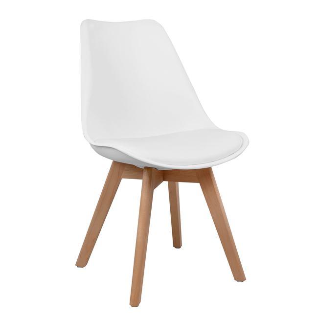бял стол ,трапезария,дърво