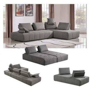 сив диван multi grey