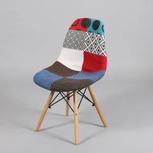 Трапезарен стол с дамаска пачуорк