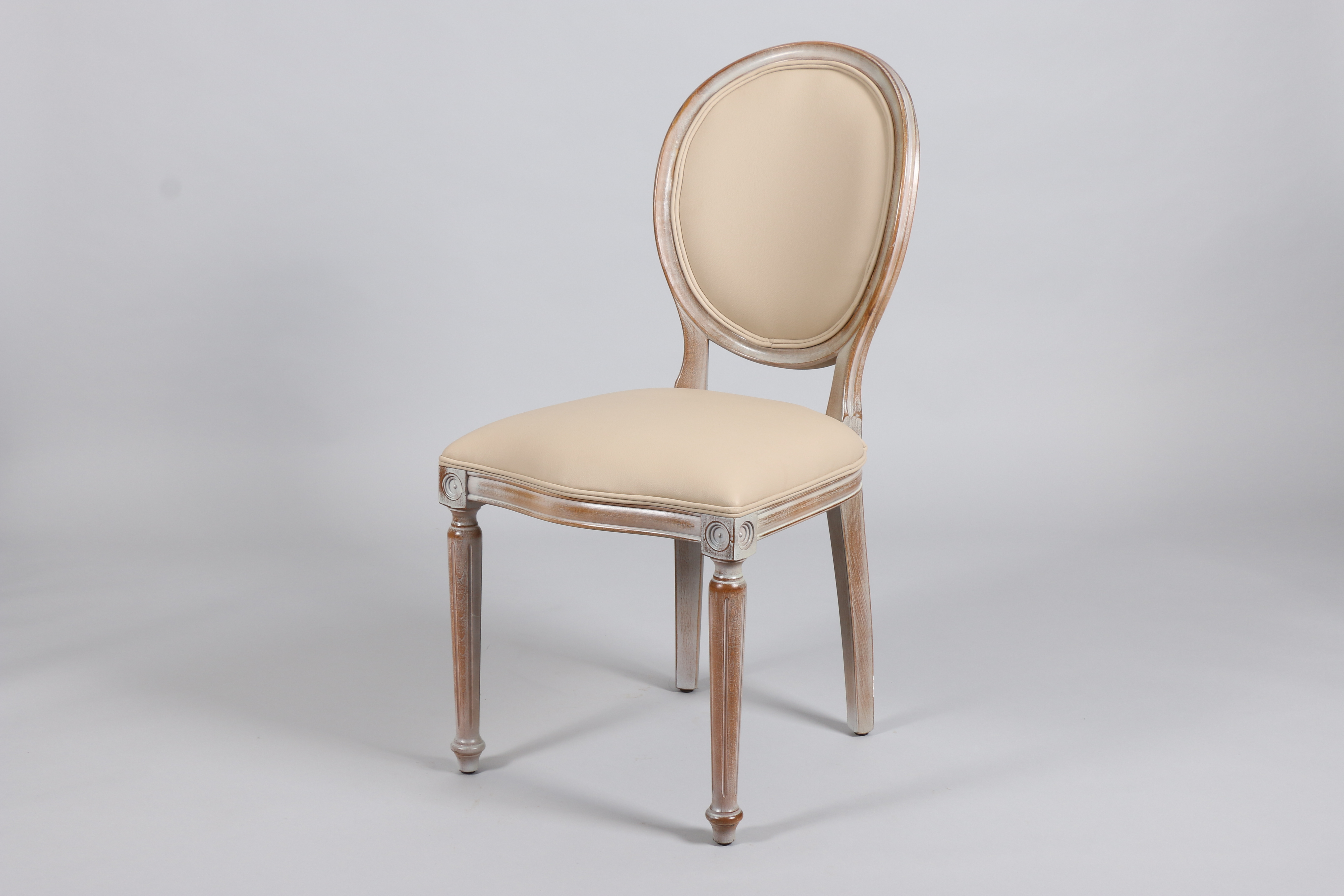 дървен стол Одеса,състарено дърво