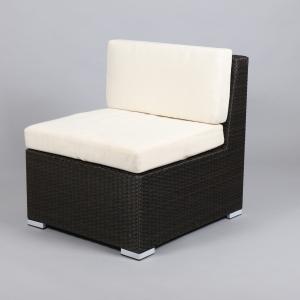 кафяво единично кресло от изкуствен ратан IMG_5707