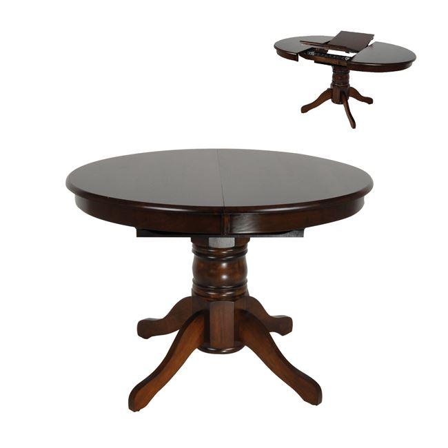 дървена трапезарна маса Nirvana walnut