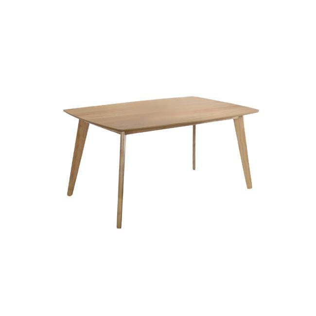 дървена трапезарна маса calvin