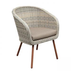 кафяв алуминиев стол corona