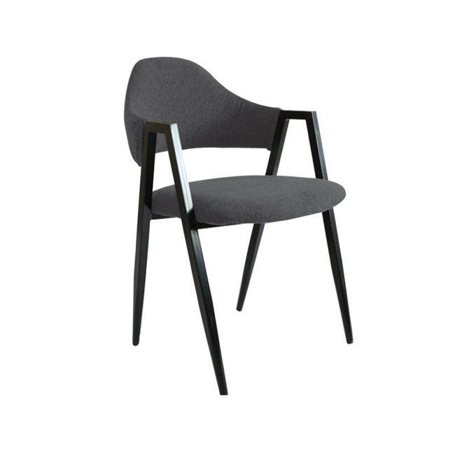 сив стол с метална конструкция delta 10