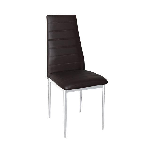 кафяв трапезарен стол jetta ch 3
