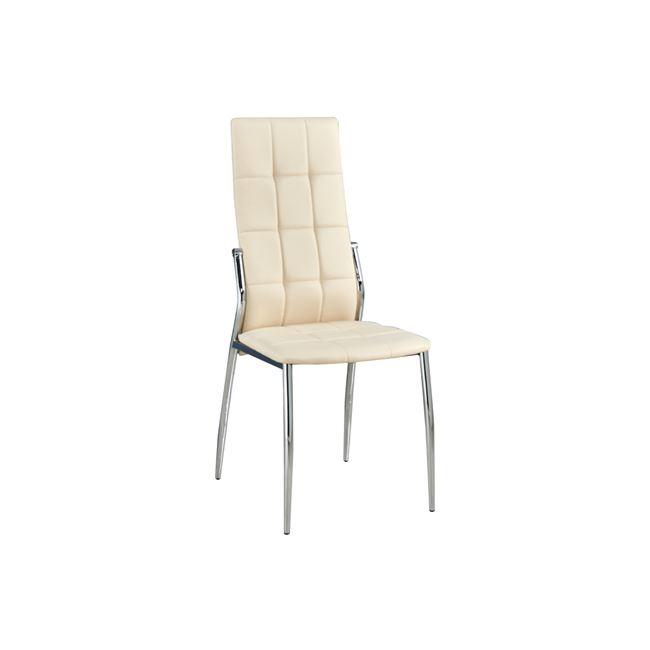 метален трапезарен стол prima1