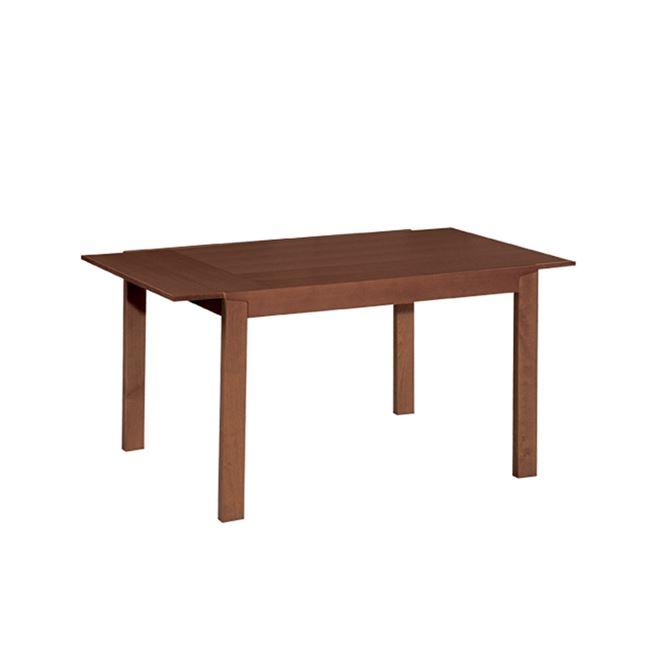 дървена трапезарна кафява маса savant