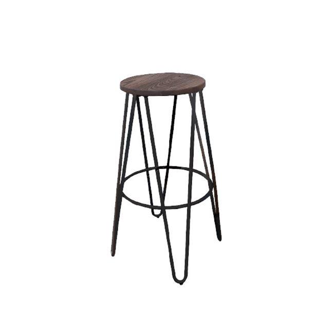 черен,градински,бар стол E 5207,10
