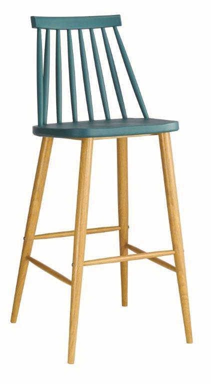 бар стол ,син,градински EM 153,5