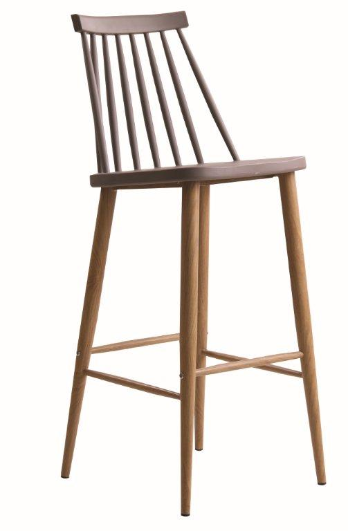 бар стол ,бежов,градински EM 153,9