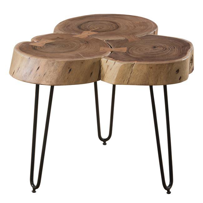 холова дървена маса EA 7057