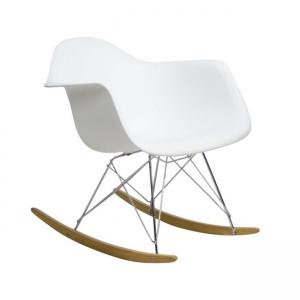 бял люлеещ стол Em131,1