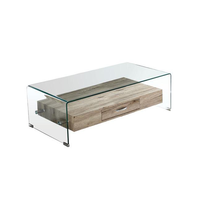 стъклена холова маса Glasser EM 378