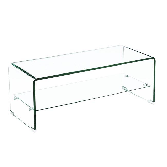 стъклена холова маса Glasser EM 731