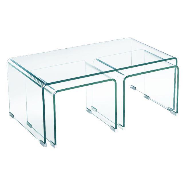 стъклени масички Glasser EM 733
