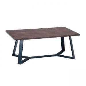холова маса с дървен плот Hanson EM 755,2