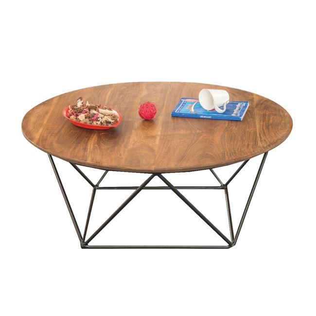 дървена холова маса Movva