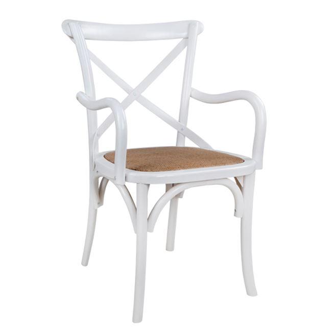 трапезарен ,бял,дървен стол image1.jpg-enlarge (2)