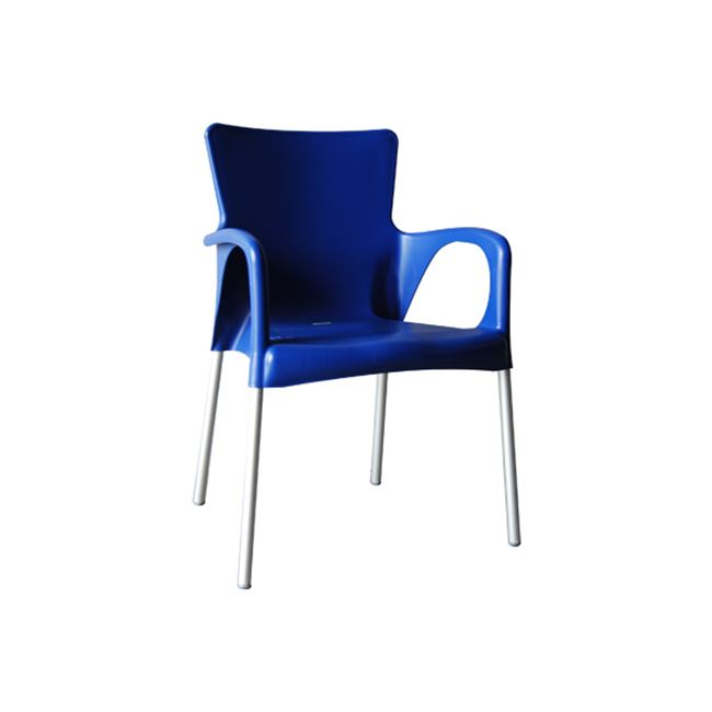 син градински стол lara blue