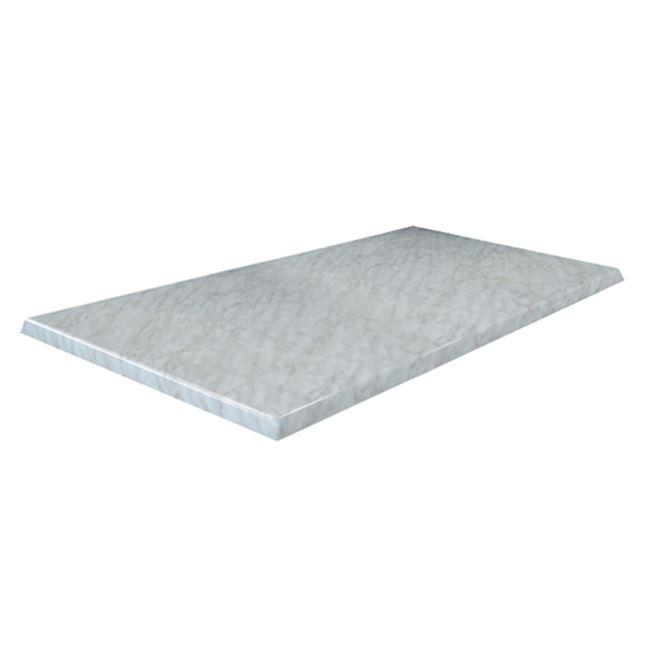 Верзалитов плот Мрамор white marble 120x80,110x70