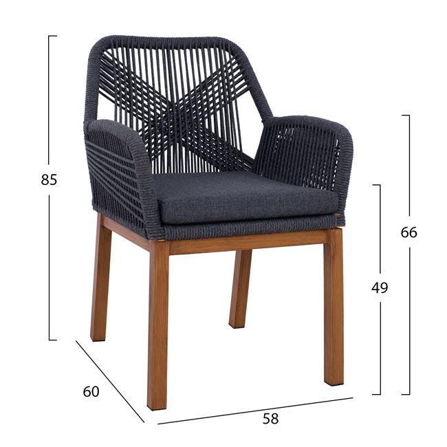 Стол,градински,НМ5543.01