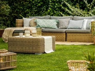 Как да обзаведете малка градина?