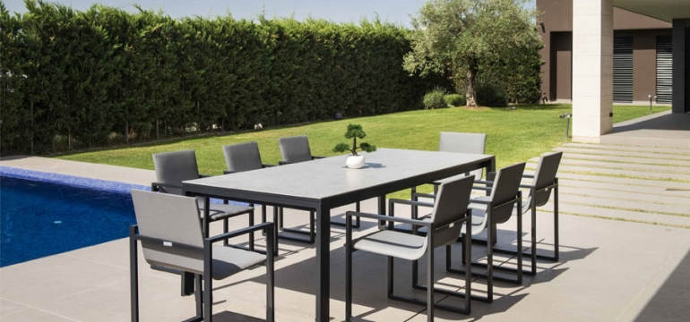 Видове градински мебели – 1 част