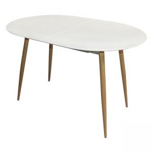 Трапезна ,разтегателна ,бяла маса ,ЕМ 852