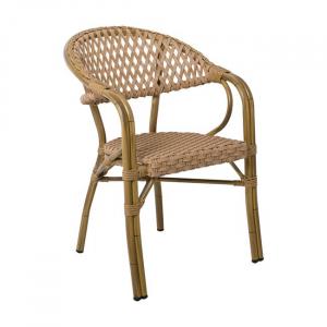 бежов,градински стол ,E2580
