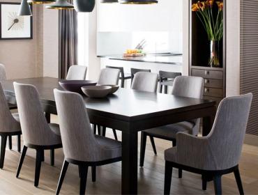 трапезната маса и столове